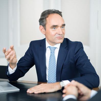 Jens Radtke bietet 25 Jahre Erfahrung in der Entwicklung von Unternehmensstrategien