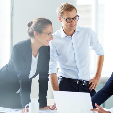 Unternehmen erfolgreich beraten - z.B. im Bereich Organisation