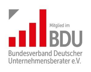 Radtke & Associates ist Mitglied im Bundesverband der Unternehmensberater BDU